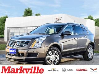 Used 2015 Cadillac SRX LUXURY-AWD-NAV-ROOF-LEATHR-GM CERTIFIED PRE-OWNED for sale in Markham, ON