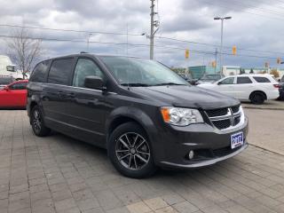 Used 2017 Dodge Grand Caravan SXT**Power Doors**DVD**Navigation** for sale in Mississauga, ON