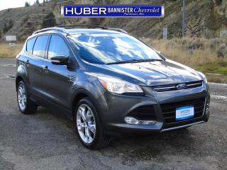 Used 2016 Ford Escape 4X4/ Heated Seats/ Bluetooth for sale in Penticton, BC