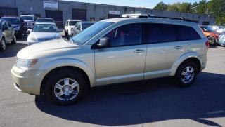 Used 2010 Dodge Journey SE 7 PASSENGERS Certified Warranty for sale in Milton, ON