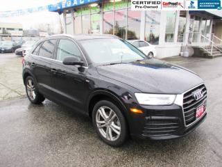 Used 2016 Audi Q3 Technik Awd for sale in Surrey, BC