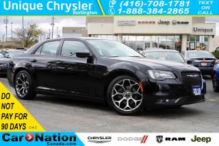 Used 2018 Chrysler 300 S| NAV| PANORAMIC SUNROOF| LEATHER| ALPINE SOUNDS for sale in Burlington, ON