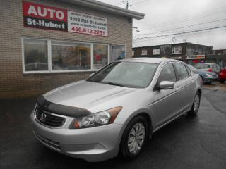 Used 2009 Honda Accord for sale in St-Hubert, QC