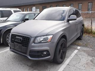 Used 2010 Audi Q5 3.2 Premium (Tiptronic) LEATHER/SUNROOF/NAV for sale in Concord, ON
