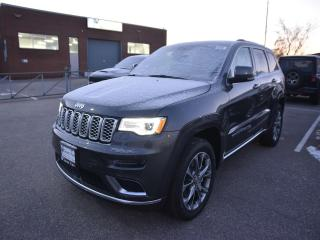New 2019 Jeep Grand Cherokee Summit4X4|BLUETOOTH|NAV|APPLE CARPLAY| for sale in Concord, ON
