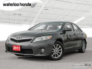 Used 2011 Toyota Camry HYBRID Bluetooth, Back Up Camera, Navigation, and More! for sale in Waterloo, ON