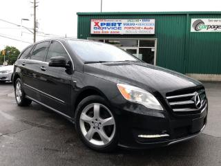 Used 2012 Mercedes-Benz R-Class R 350 BlueTec for sale in Burlington, ON