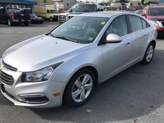 Used 2015 Chevrolet Cruze DIESEL for sale in Middle Sackville, NS