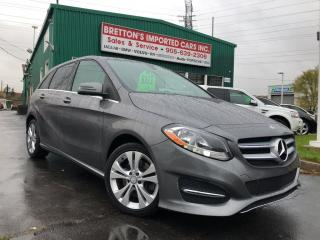 Used 2015 Mercedes-Benz B-Class B 250 Sports Tourer 4Matic for sale in Burlington, ON