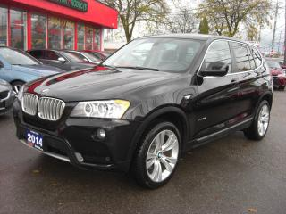 Used 2014 BMW X3 xDrive35i for sale in London, ON