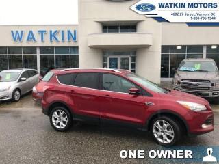 Used 2016 Ford Escape Titanium for sale in Vernon, BC