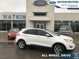 Used 2016 Ford Edge Titanium for sale in Vernon, BC