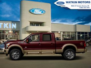 Used 2016 Ford F-350 Super Duty for sale in Vernon, BC