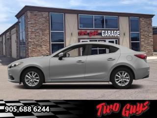 Used 2015 Mazda MAZDA3 GX  - Ex-lease - for sale in St Catharines, ON
