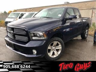 Used 2015 RAM 1500 Sport  - 4wd -  - Leather Seats for sale in St Catharines, ON