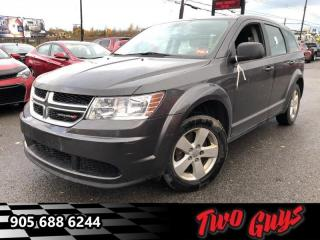 Used 2014 Dodge Journey Canada Value Package  -  - Cruise for sale in St Catharines, ON