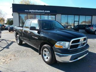 Used 2012 Dodge Ram 1500 ST 4X4 for sale in St-Hubert, QC