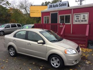 Used 2010 Chevrolet Aveo LT for sale in Toronto, ON