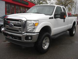 Used 2011 Ford F-250 FX4 XLT 4x4 Ext for sale in London, ON