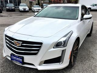 Used 2015 Cadillac CTS LUX AWD for sale in Windsor, ON