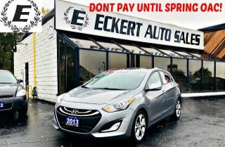 Used 2013 Hyundai Elantra GT HATCHBACK WITH LEATHER / SUNROOF for sale in Barrie, ON