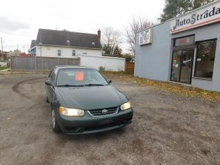 Used 2002 Toyota Corolla CE for sale in London, ON