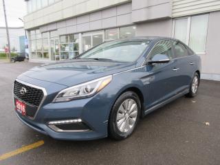 Used 2016 Hyundai Sonata Hybrid for sale in Mississauga, ON