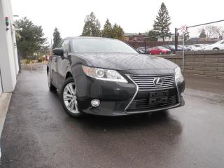 Used 2014 Lexus ES 350 nav leather roof for sale in Toronto, ON