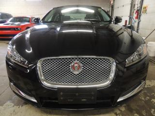 Used 2015 Jaguar XF NAVI, BACK UP SENSORS, LEATHER for sale in Mississauga, ON