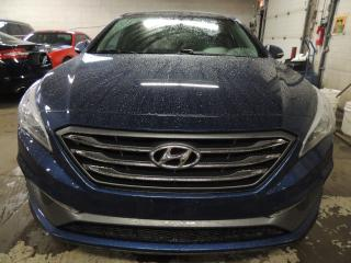 Used 2016 Hyundai Sonata Sport Tech, NAVI, BACK UP CAMERA, LEATHER for sale in Mississauga, ON