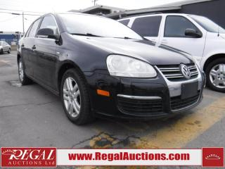 Used 2007 Volkswagen Jetta for sale in Calgary, AB