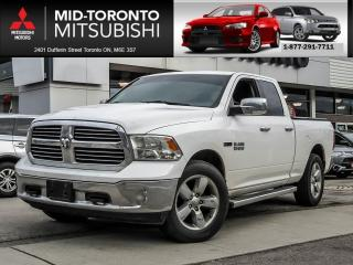 Used 2015 RAM 1500 Big Horn Eco Diesel|4X4|Back Up Camera| for sale in North York, ON