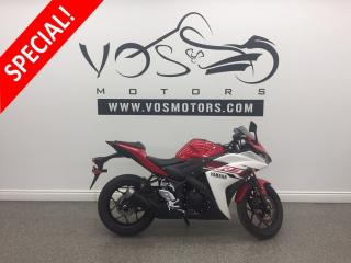 Used 2015 Yamaha YZF-R3 - Free Delivery in GTA** for sale in Concord, ON