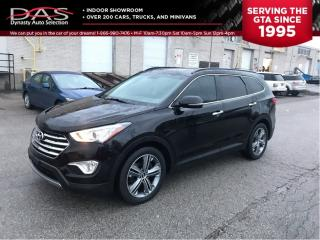 Used 2014 Hyundai Santa Fe XL LIMITED LUXURY NAVIGATION/PANORAMIC SUNROOF/REAR C for sale in North York, ON