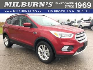 Used 2018 Ford Escape SEL 4WD / Nav. / Pano Roof / Leather for sale in Guelph, ON