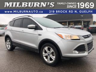 Used 2015 Ford Escape SE 4WD / NAV / LEATHER / BACKUP CAMERA for sale in Guelph, ON