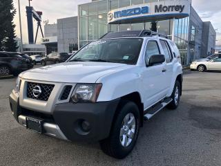 Used 2012 Nissan Xterra S AWD for sale in North Vancouver, BC