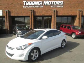 Used 2013 Hyundai Elantra NO ACCIDENT | HEATED SEATS | BLUETOOTH | CRUISE for sale in Mississauga, ON