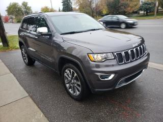 Used 2018 Jeep Grand Cherokee 4X4 for sale in Toronto, ON
