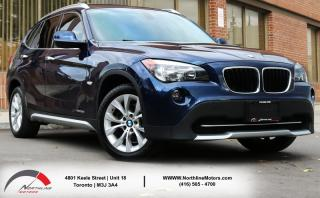 Used 2012 BMW X1 AWD|Pano Roof|Heated Seats|Heated Steering Wheel for sale in Toronto, ON