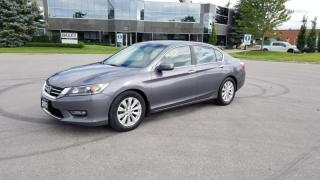 Used 2013 Honda Accord Sedan 4dr I4 Auto EX-L | 2 Owners | Bluetooth | Lane Watch for sale in Vaughan, ON