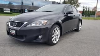 Used 2011 Lexus IS 350 4dr Sdn AWD | Accident Free | One Owner | Bluetooth for sale in Vaughan, ON