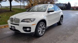 Used 2011 BMW X6 AWD 4dr 50i | Accident Free | Navi | Chateau Leather | PDC for sale in Vaughan, ON
