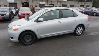Used 2007 Toyota Yaris Sedan *One Owner* Automatic AC Power Window Lock & Mirror for sale in Milton, ON