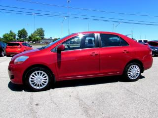 Used 2007 Toyota Yaris 1.5L SEDAN AUTOMATIC CERTIFIED 2YR WARRANTY for sale in Milton, ON
