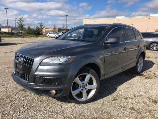 Used 2012 Audi Q7 3.0 Premium Plus for sale in Brampton, ON