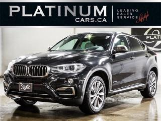 Used 2015 BMW X6 xDrive35i, NAVI, PANO, CAM, Heated Lthr for sale in Toronto, ON