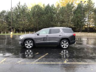 Used 2017 GMC Acadia SLT-2 AWD for sale in Cayuga, ON