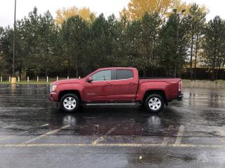 Used 2017 GMC Canyon SLE Crew Cab 4x4 for sale in Cayuga, ON