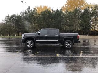 Used 2016 GMC Sierra 1500 SLT Crew Cab 4X4 for sale in Cayuga, ON